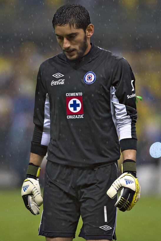 Jesús Corona y su trayectoria con el Cruz Azul 08 CA pierde final Claus...