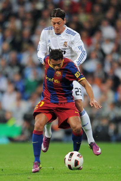La entrada de Mesut Ozil le dio otra cara al Real Madrid. A pesar de jug...