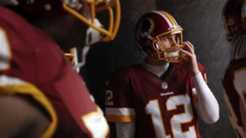 Los Redskins valoran a Kirk Cousins pero una segunda ronda sería tentado...