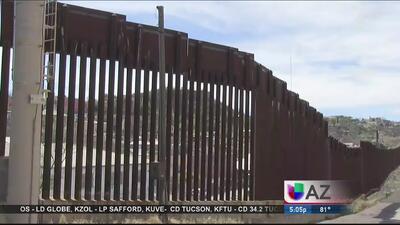 Vínculos entre el Medio Oriente y la frontera entre Arizona y México