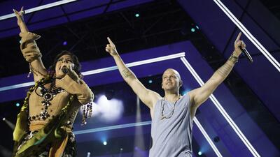 Residente y Lila Downs