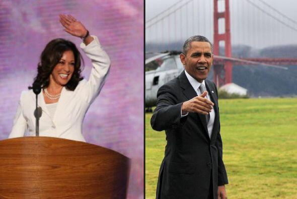 El presidente de Estados Unidos, Barack Obama, comenzó a enfrentar fuert...