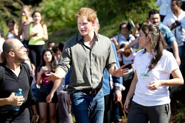 Y aunque Harry siempre ha tenido una fama de ser el más 'fiestero' de la...