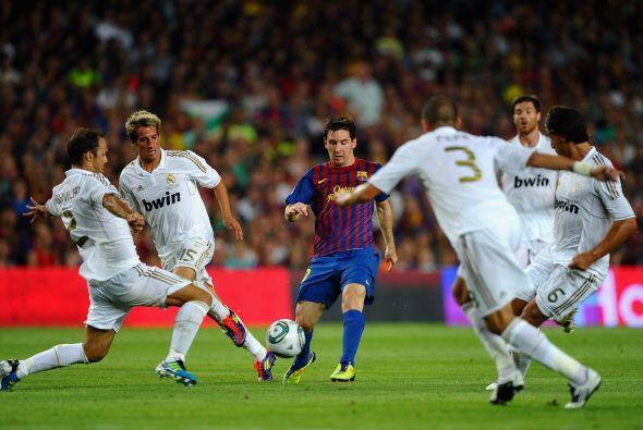 Justo en el último minuto del tiempo regular, el barcelona sac&oa...