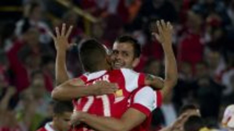 Con un solitario gol anotado por José Julián de la Cuesta, el Santa Fre...