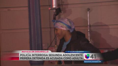 Policía interroga a otra adolescente por pelea