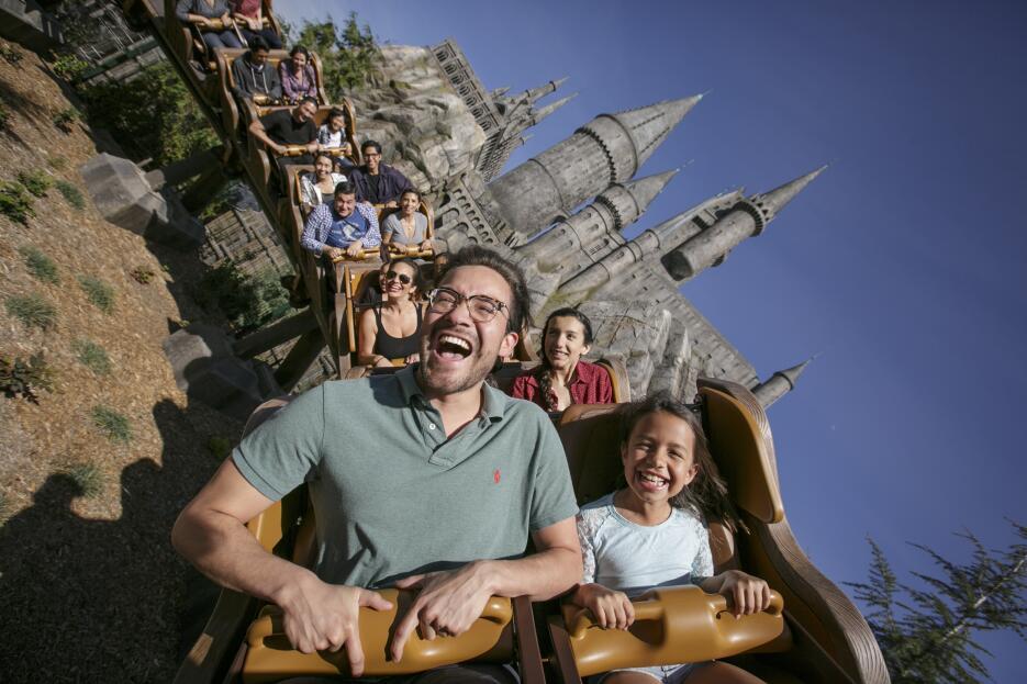 Las atracciones harán vivir a los visitantes las aventuras de Harry Potter