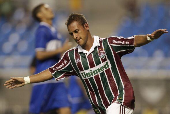 Rodriguinho  con dos goles y Marquinho, también con dos, sellaron la gra...