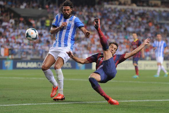 Barcelona seguía teniendo la batuta del duelo, pero los goles no aumenta...