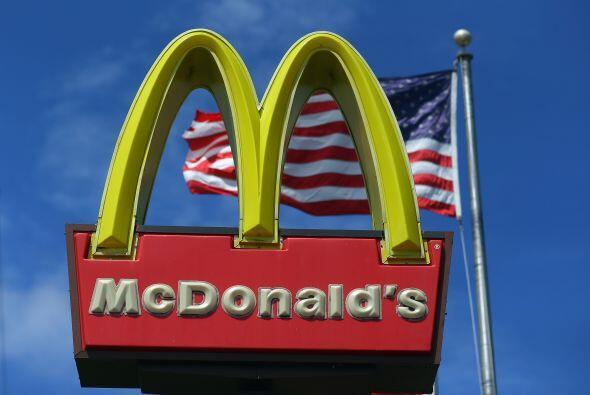 """MCDONALD'S  """"  Situación: McDonald's tuvo un descenso de su beneficio ne..."""