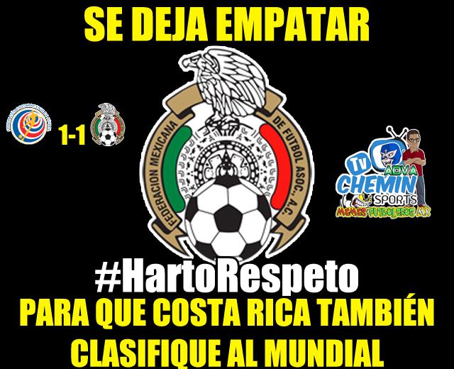 Keylor Navas, Memo Ochoa, Chicharito y el empate de último minuto...
