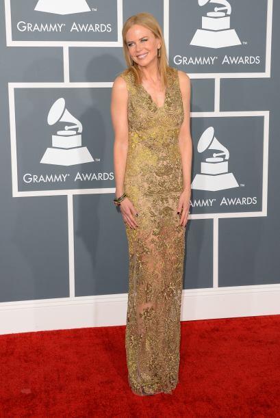 Si de estilo clásico se trata, no hay mejor representante que Nicole Kid...