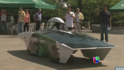 Un auto solar hecho en Colombia viajará a competir