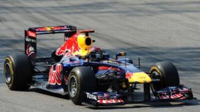 Si Sebastian Vettel repite como Campeón del Mundo de Fórmula 1 se llevar...