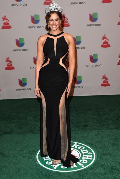 Comencemos con la actual reina Aleyda Ortiz.