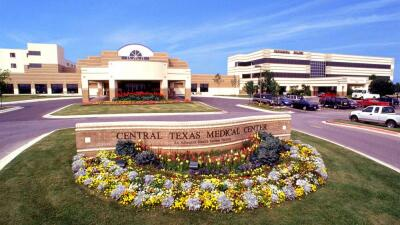 Central Texas Medical Center en San Marcos, Texas.
