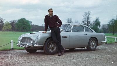 El Aston Martin DB5 de James Bond, robado en 1997, podría ser recuperado muy pronto