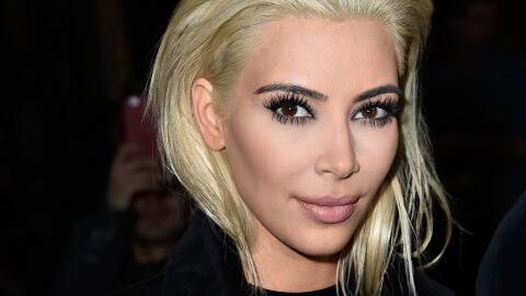 Kim Kardashian levanta polémica por sus dos desnudos