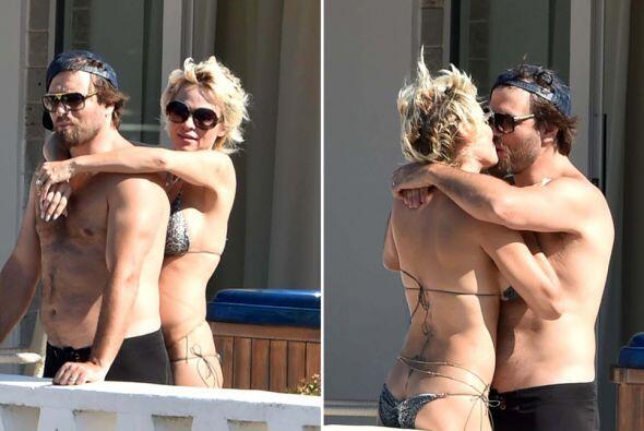Pamela Anderson y Rick Salomon se dieron otra oportunidad.