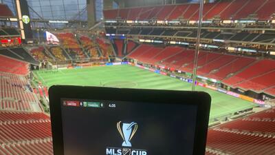 Cuenta regresiva: Así va viviendo el Mercedes-Benz Stadium la antesala de la MLS Cup