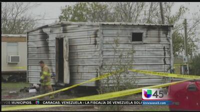 Hombre mató a su familia antes de incendiar su casa con ellos dentro