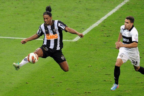 En un duelo entre Inter y Gremio le puso un baile al veterano 'Dunga' qu...
