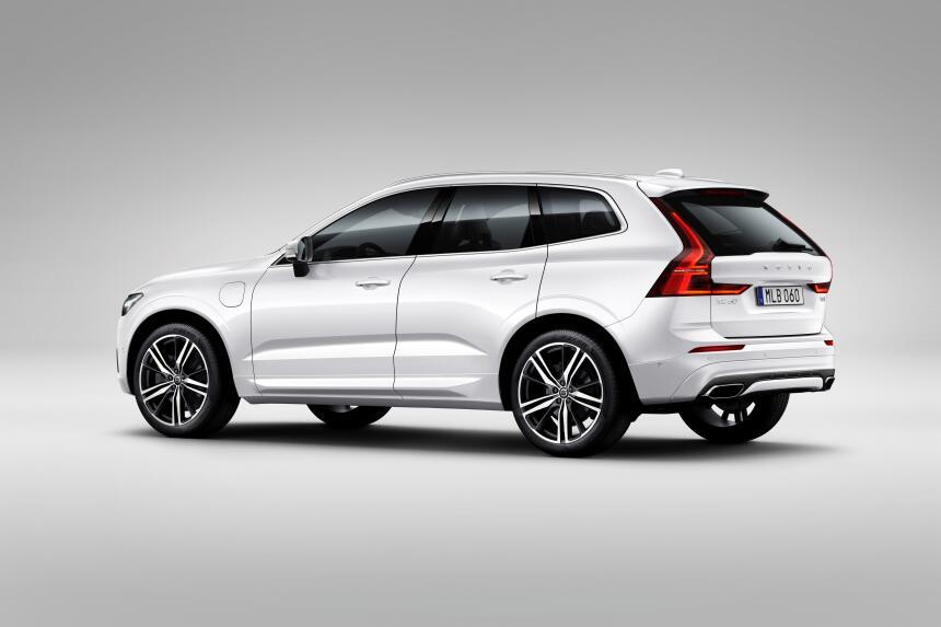 Las armas de la nueva Volvo XC60 son belleza y alta tecnología  205071_T...