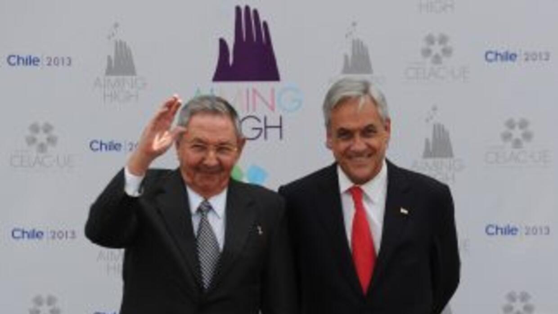 En el marco del evento, Castro planteó combatir el narcotráfico cuando e...