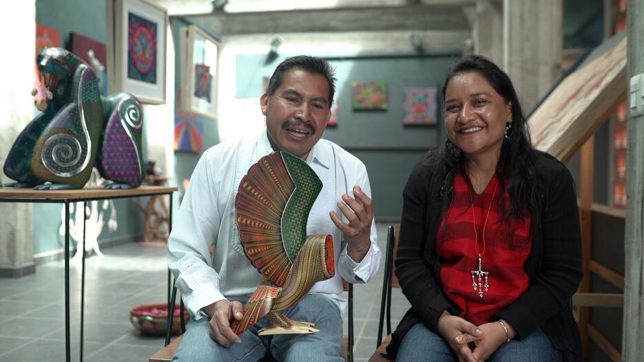 Los lugares y personas reales de México que inspiraron 'Coco' coco-oaxac...