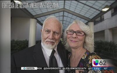 Desechan cargos contra una pareja acusada de abuso infantil en Austin