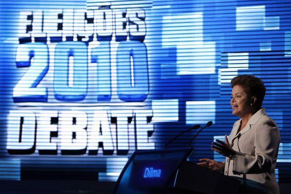 Los candidatos se lanzaron acusaciones mutuas de corrupción y temas polé...