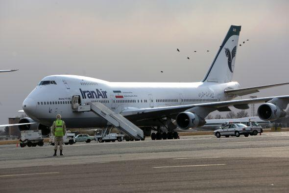 33- 556 personas fallecieron por incidentes con aviones de Iran Air.