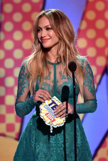 La bella J.Lo