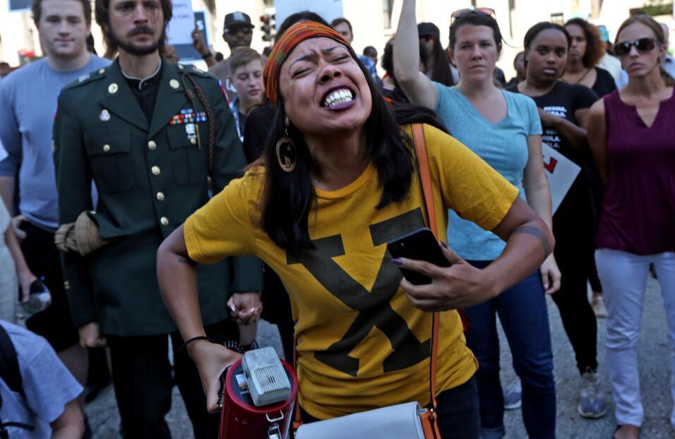 Más de 80 detenidos en la tercera noche de protestas en St. Louis por la...