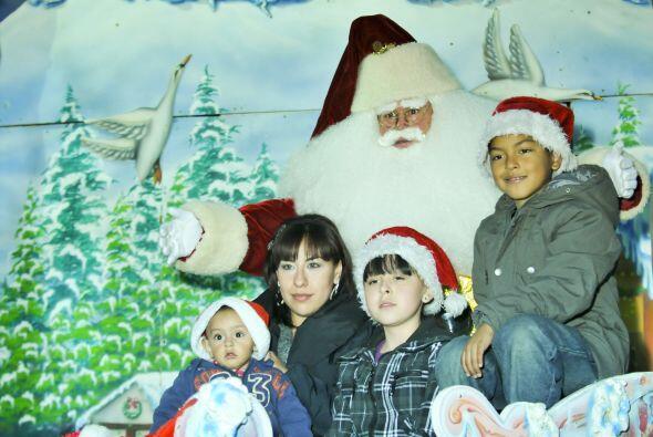 Aunque las semanas anteriores a Navidad lo que abundan son los Santa Cla...