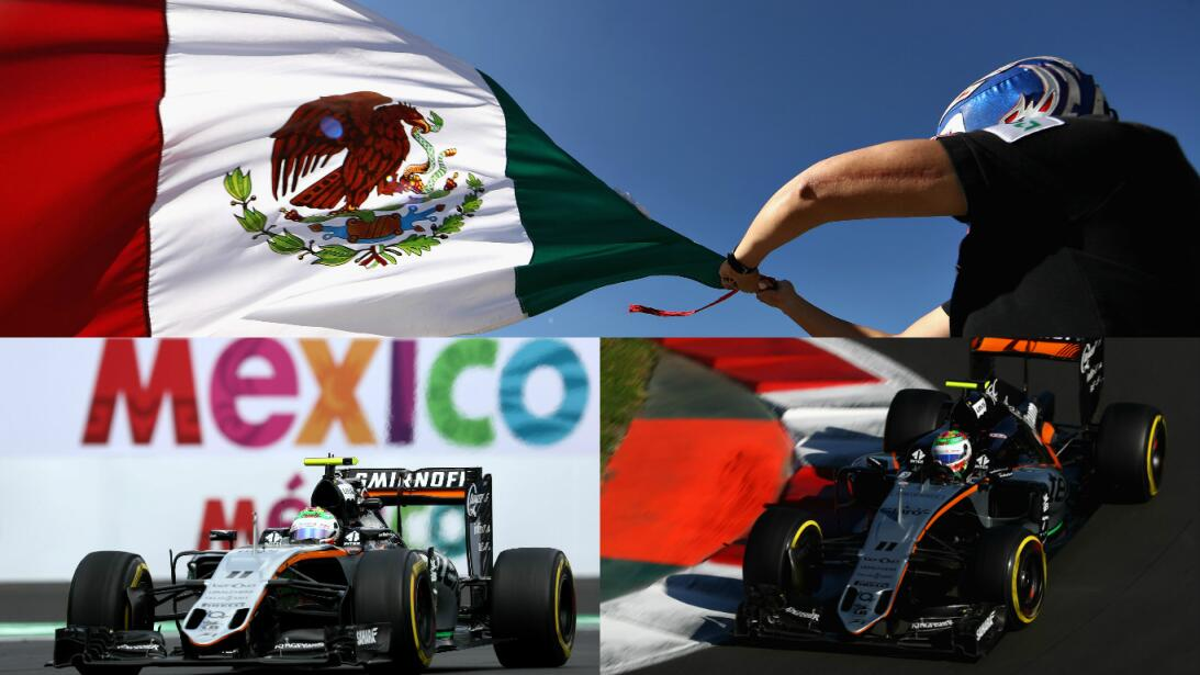 'Checo' Pérez, la promesa de Fórmula 1 que vuelve a casa Getty-primera.jpg