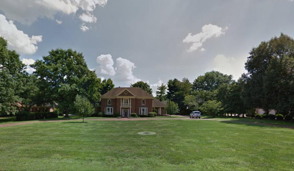 Así era la casa de los Fox en junio de 2015, siete meses antes del incen...
