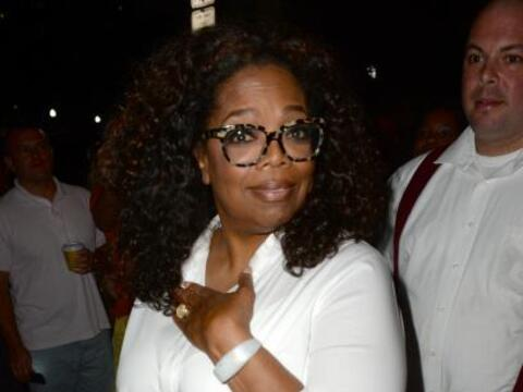 ¡Fue un accidente!, cuando el chofer de Oprah pasó por el p...