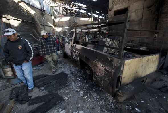 El robo de petróleo en México no es un delito nuevo. Muchos son los caso...