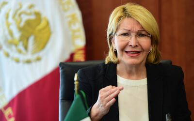 La fiscal general de Venezuela, Luisa Ortega Díaz fue destituida...