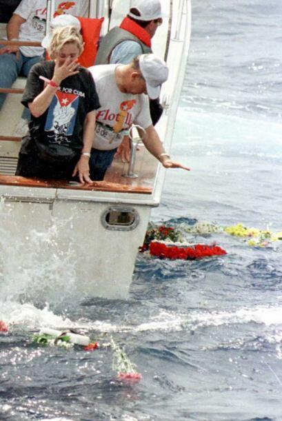 """""""Mataron a tres ciudadanos estadounidenses en aguas internacionales, a 1..."""