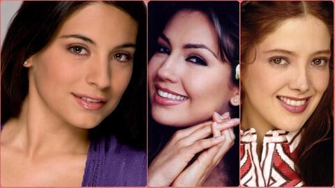 Estos son los 20 rostros más bellos de las telenovelas