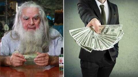 Ritual de El Brujo Mayor para atraer el dinero en el 2018