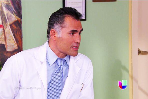 ¡Prepárate Isabela! El médico está por revelarte quién es el padre de tu...