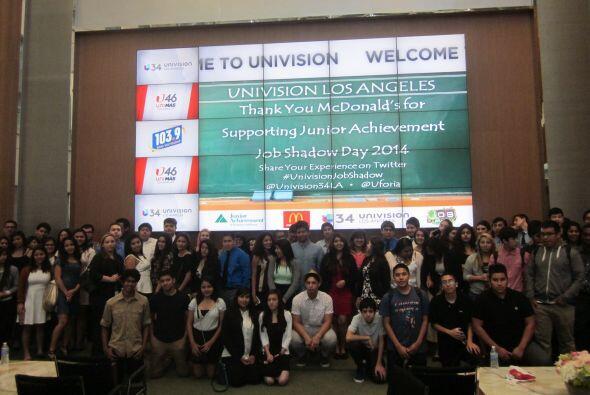 ¡Felicidades a todos los estudiantes que participaron en el evento...