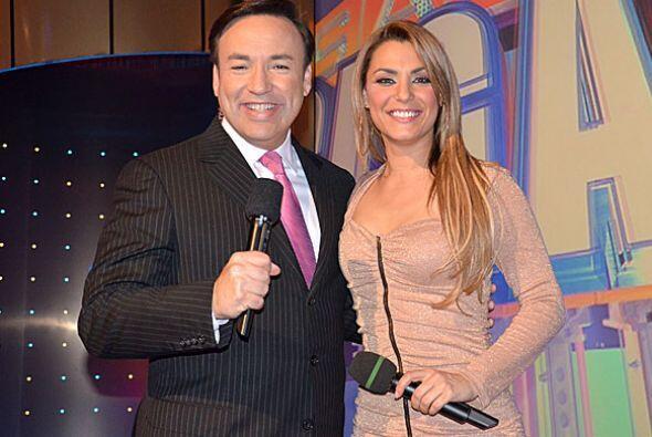 Javier Romero y Rosina Grosso te esperan en Sábado Gigante.