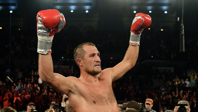 Kovalev destruyó a Mohammedi.
