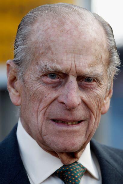 DUQUE DE EDIMBURGO- De los familiares de la Reina Isabel II, el Duque de...