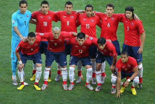 La selección chilena, hoy sin la conducción de Marcelo Bielsa,dejó una e...