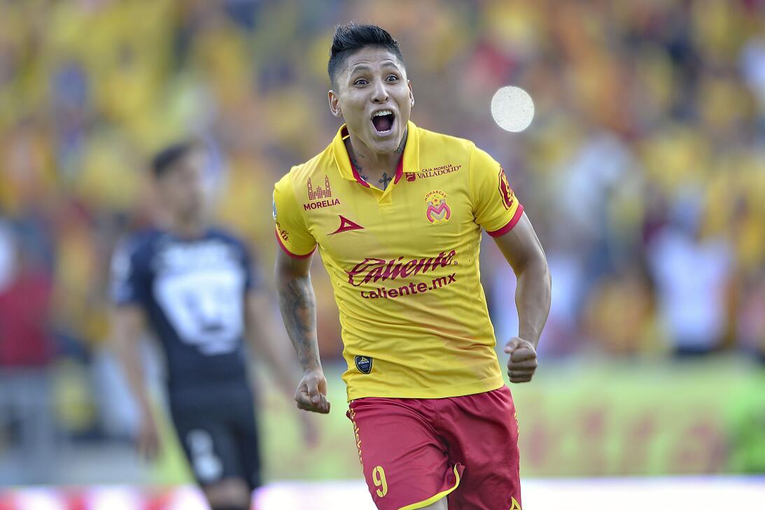 Alerta Liga MX: solo tres mexicanos en el Top 20 de goleadores 001 Raúl...